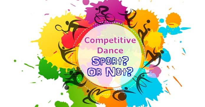 Is Competitive Dance a Sport?